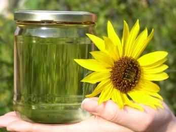 Biodiesel met bloem